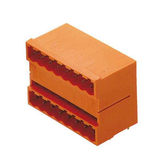 Connectoren voor printplaten SLD 5.00/32/90G 3.2 SN OR BX Weidmüller Inhoud: 10 stuks