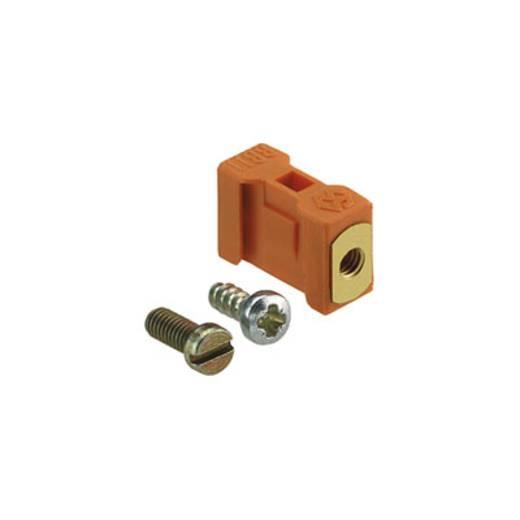 Connectoren voor printplaten SLA BB11R OR Weidmüller Inhoud: 20 stuks