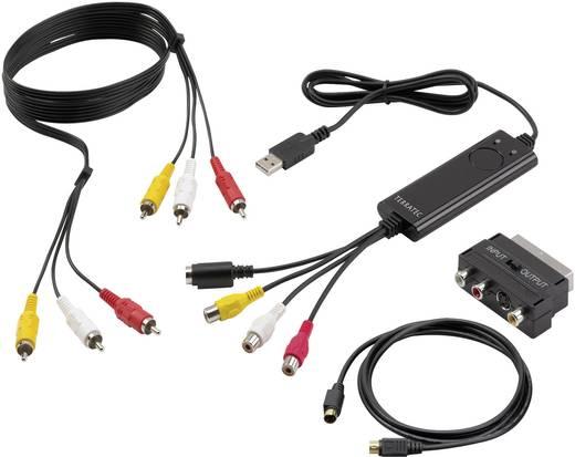 Terratec G1 Video Grabber Incl. videobewerkingssoftware