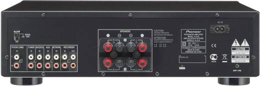 Pioneer A-10-K Stereoversterker 2 x 50 W Zwart Luidspreker A/B-schakeling