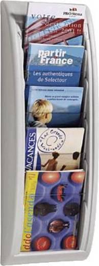 PAPERFLOW wandhouder Quick Blick/4063-02 H65xB22,7xD9,5cm grijs