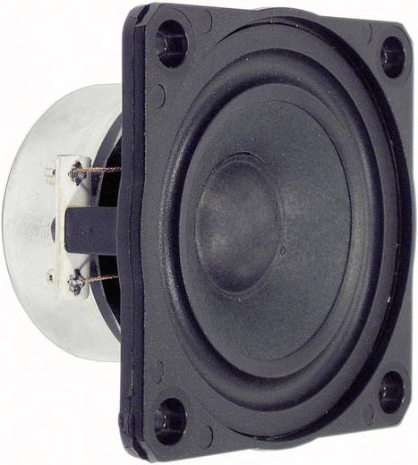 Breedband-luidsprekerchassis 3.3 inch Visaton SC 8 N 30 W 8 Ω