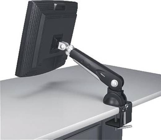 Fellowes standaard monitorarm/8034401 zilver/zwart