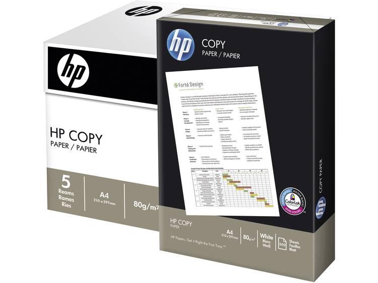 HP Copy Paper 80 gsm-500 sht-A4-210 x 297 mm