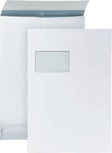 Enduro vouwtas C4 - 40 mm vouw/3004688 wit met 125 g/m² inh. 100 stuks