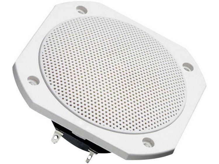 Full-range luidspreker zoutwaterbestendige 10 cm (4) 4 Ohm wit