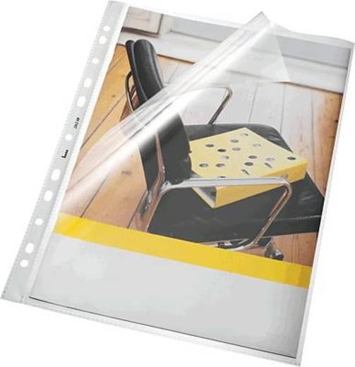 Bene brochurehoezen A4/207200 transparant polypropyleen 100 my inhoud 100 st.