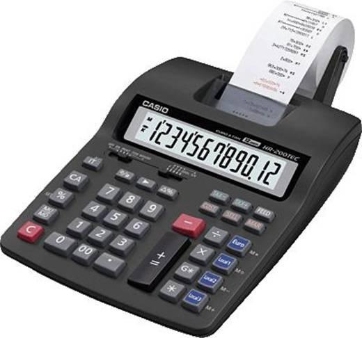 Casio tafelrekenmachine/HR200TEC 12-cijferig