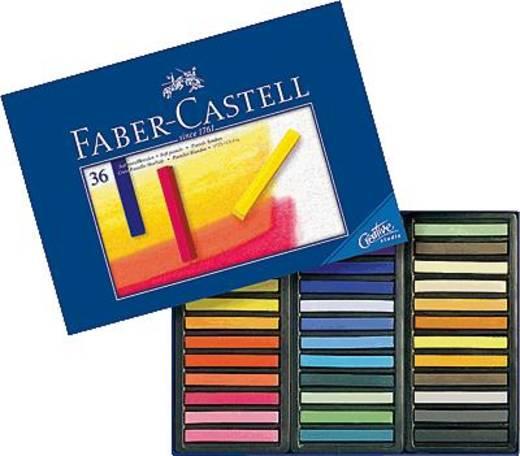 Faber-Castell Goldfaber Studio zacht pastelkrijt/128336 gesorteerd inhoud 36 st.