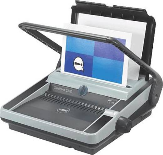 GBC plastic binding machine C340 / 4400420 handmatig
