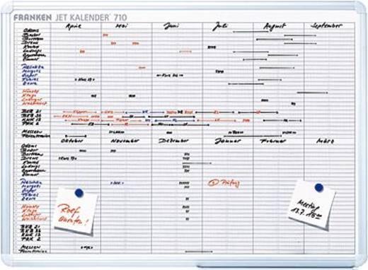 FRANKEN persoonlijke en afsprakenplanner/JK710 60x90 cm