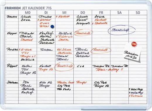 Franken weekplannner JK 715/JK715 60 x 90 cm