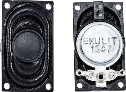 Mini-luidspreker LSM-SK serie Geluidsontwikkeling: 75 dB 8 Ω Nominale belastbaarheid: 2000 mW 600 Hz Inhoud: 1 stuks