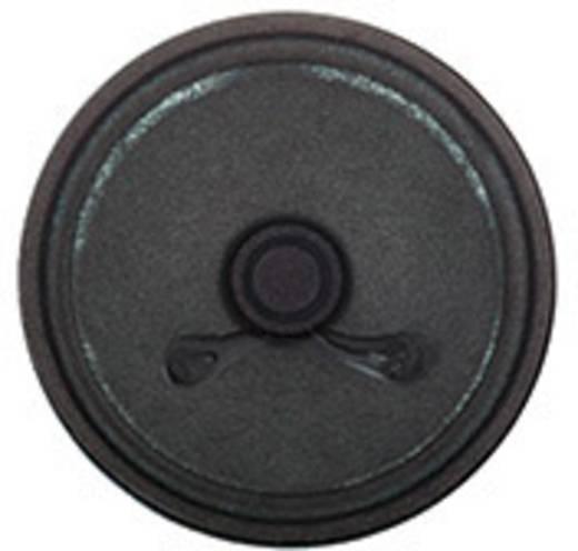 Miniatuurluidspreker Geluidsontwikkeling: 83 dB 1 W 120120 1 stuks