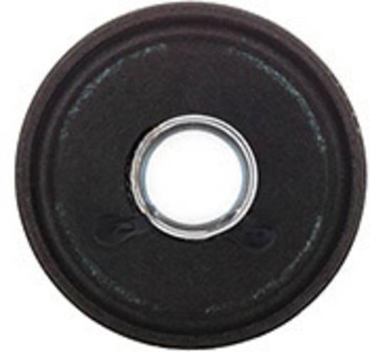 Luidspreker LSM-serie Geluidsontwikkeling: 84 dB 8 Ω Nominale belastbaarheid: 300 mW 280 Hz Inhoud: 1 stuks