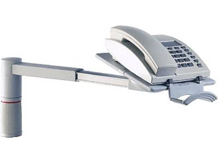 Telefoonzwenkarm Novus ScopeMaster 7140002000 Zwenkbaar Lichtgrijs 1 stuks