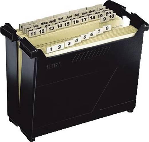 Leitz hangdoos datumset/1995-00-95 345x130x265 mm zwart