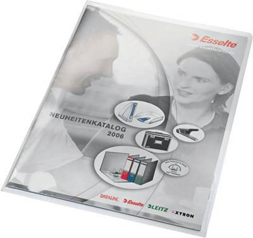 Leitz transparante hoezen topkwaliteit/4100-00-03 A4 kleurloos inhoud 10 st.