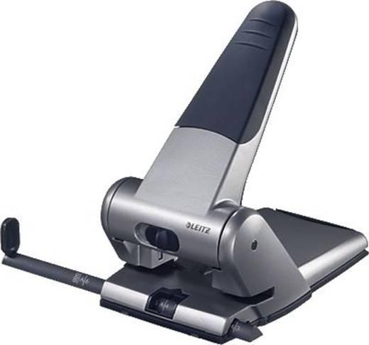 Leitz-perforator 5180/5180-00-84 zilver