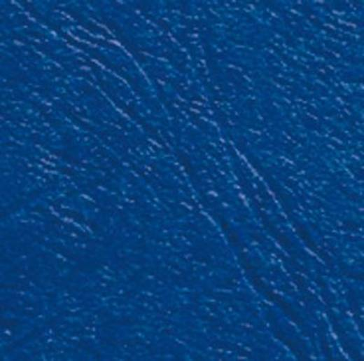 GBC GBC ProView karton lederlook met generfde structuur, A4, 250g/m², blauw/CE040020 inh.