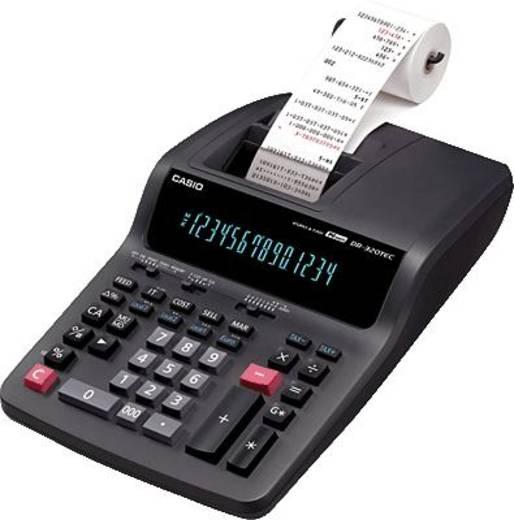Casio tafelmodel rekenmachine DR-320 TEC/DR320TEC 14-cijferig