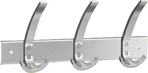 Kerkmann garderobe Public aluminium 3/6 6402