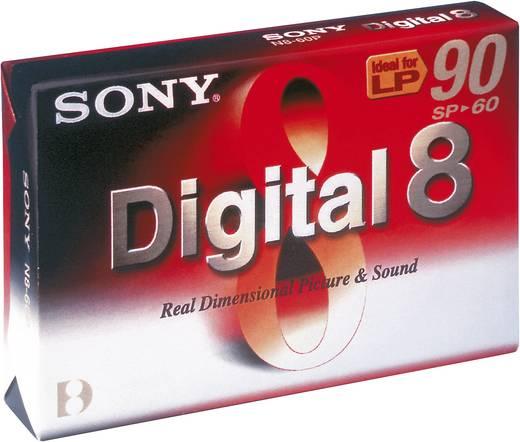 Sony Digital 8-cassettes