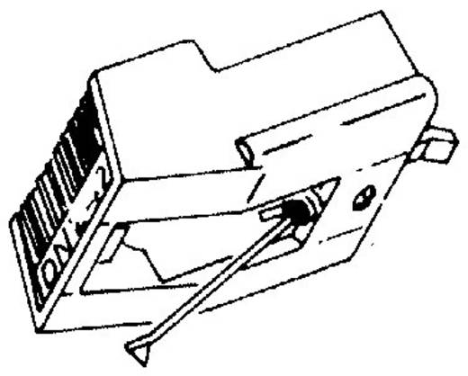 DN 211/221/236/242 HiFi-platenspelernaald