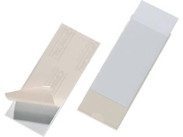 Durable Pocketfix (b x h) 150 mm x 60 mm Transparant 10 stuks 8075-19
