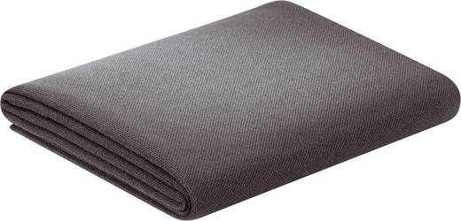 Luidsprekerbespanningdoek, 100x75cm zwart Zwart