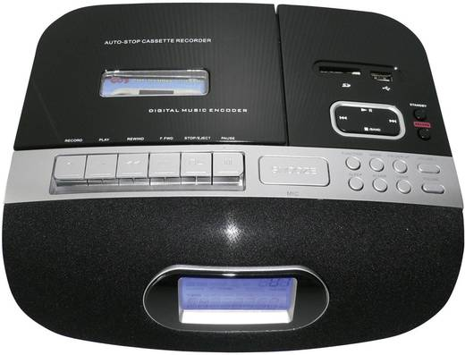 Cassettedigitaliseerder Reflexion HRA-4050 Met geïntegreerd