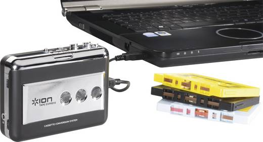 Ion Tape Express Cassette Encoder