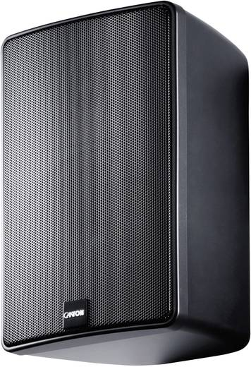 Canton Plus GXL.3 schwarz Canton GXL.3 Boekenplank 40 - 26000 Hz 1 paar