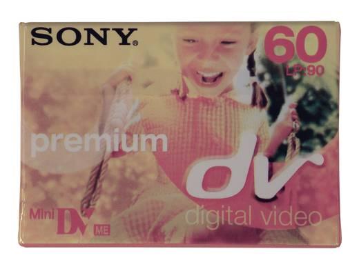 miniDV videoband Sony 60 min.