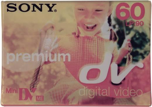 Sony miniDV videoband 60 min. 1 stuks