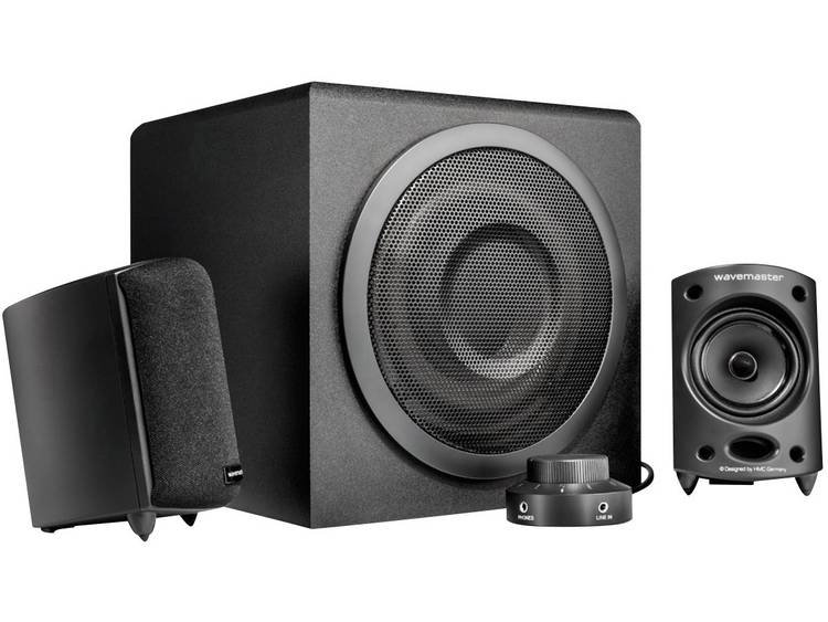 Wavemaster Moody 2.1 luidsprekersysteem