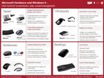 Microsoft Arc Touch muis voor Windows 8 zwart