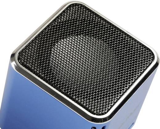 Mini-luidspreker Technaxx MusicMan Mini AUX, SD, USB