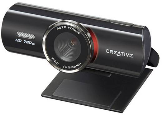 Creative Live Cam Connect HD-webcam