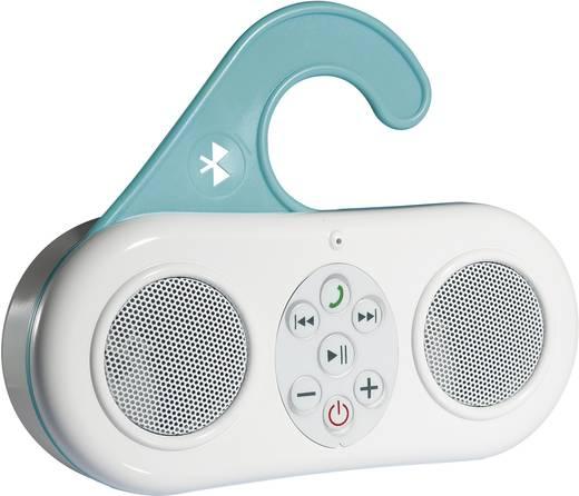 Renkforce BM-88P Bluetooth luidspreker Handsfree-functie, Spatwaterdicht Wit