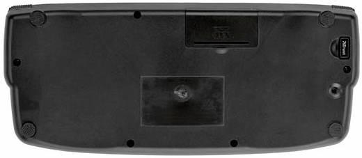 Trust Compact Entertainment Draadloos toetsenbord met Geïntegreerde trackball Zwart