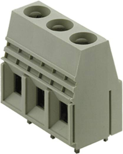 Klemschroefblok 16.00 mm² Aantal polen 2 LU 10.16/02/90 4STI 3.2SN GY BX Weidmüller Grijs 20 stuks