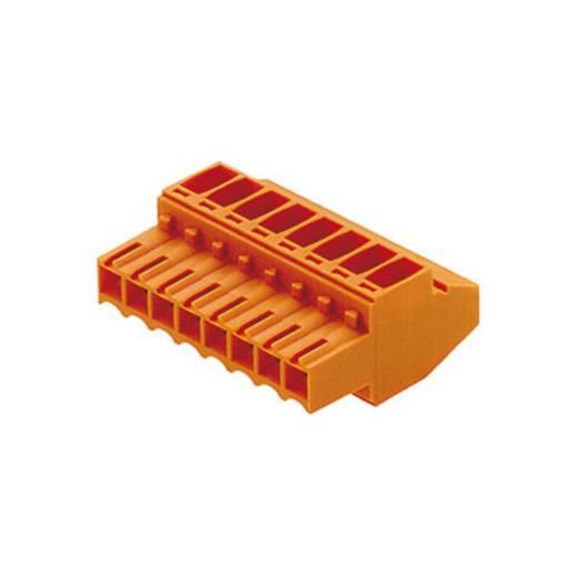 Busbehuizing-kabel Totaal aantal polen 10 Weidmüller 163863