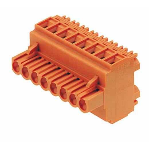 Connectoren voor printplaten BLDT 5.08/08/- SN OR BX Weidmüller Inhoud: 35 stuks