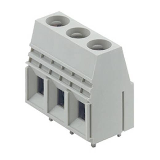 Klemschroefblok 16.00 mm² Aantal polen 3 LU 10.16/03/90 4.5SN GY BX Weidmüller Grijs 20 stuks