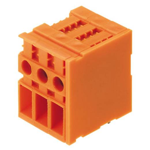 Klemschroefblok 4.00 mm² Aantal polen 8 TOP4GS8/90 6.35 OR Weidmüller Oranje 50 stuks