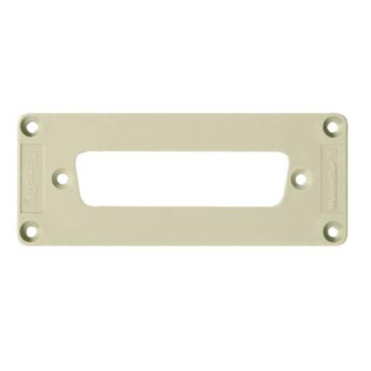 Adapterplaat ADS/16-1/50 Weidmüller