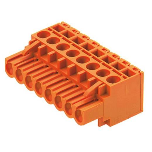 Busbehuizing-kabel BL Totaal aantal polen 6 Weidmüller 1670830000 Rastermaat: 5.08 mm 60 stuks