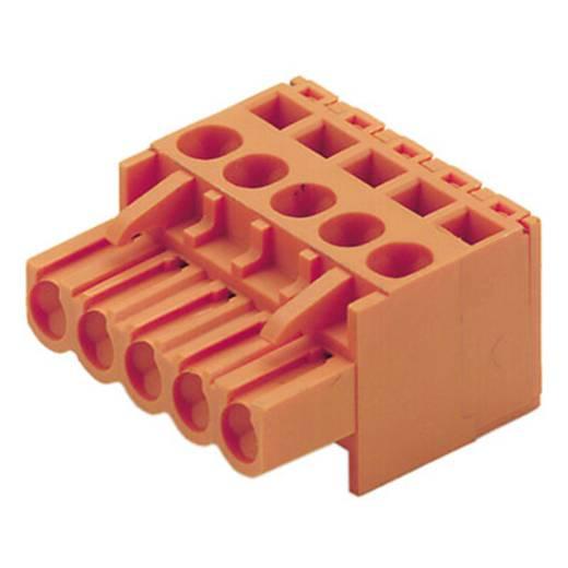 Busbehuizing-kabel BL Totaal aantal polen 5 Weidmüller 1670820000 Rastermaat: 5.08 mm 72 stuks