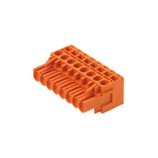 Busbehuizing-kabel BL Totaal aantal polen 6 Weidmüller 1671290000 Rastermaat: 5.08 mm 54 stuks